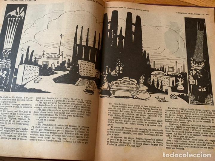 Libros antiguos: L- L'esquella de la Torratxa, 1916. Molt bon estat - Foto 20 - 192347978