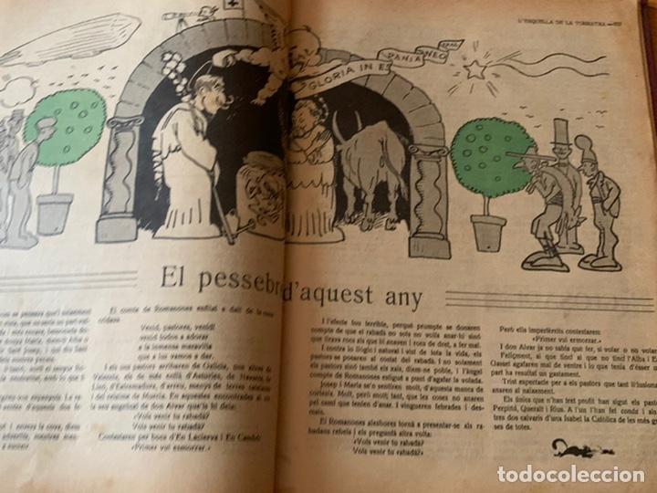 Libros antiguos: L- L'esquella de la Torratxa, 1916. Molt bon estat - Foto 22 - 192347978