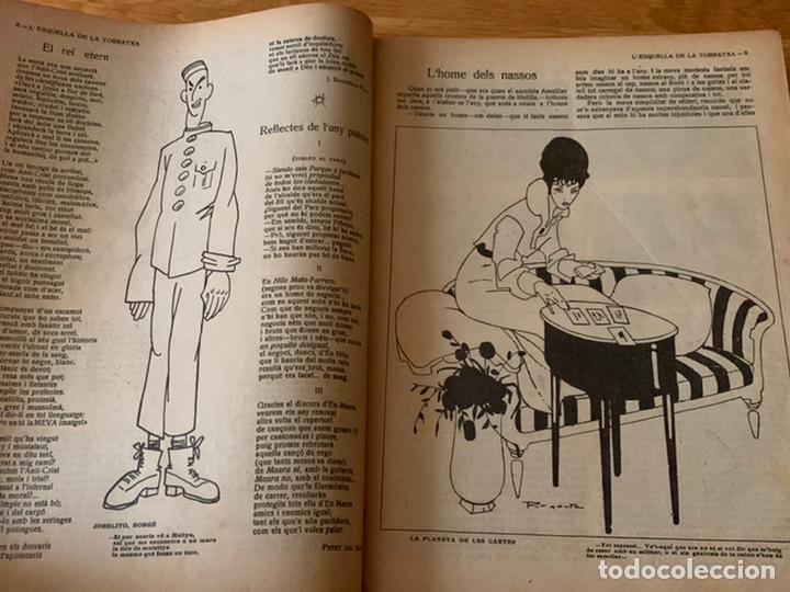 Libros antiguos: L- L'esquella de la Torratxa, 1917 - Foto 5 - 192348125