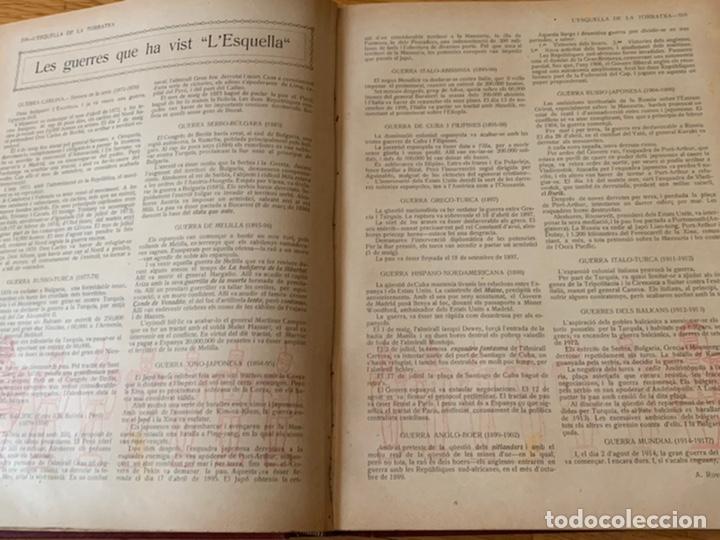 Libros antiguos: L- L'esquella de la Torratxa, 1917 - Foto 9 - 192348125
