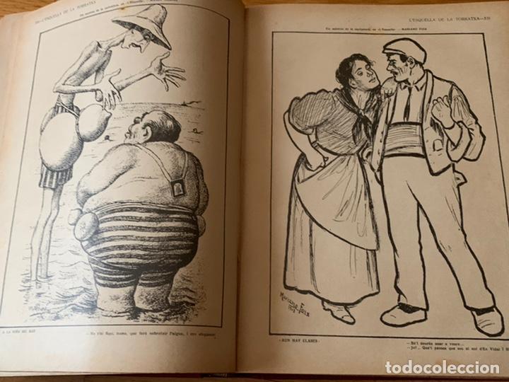 Libros antiguos: L- L'esquella de la Torratxa, 1917 - Foto 10 - 192348125