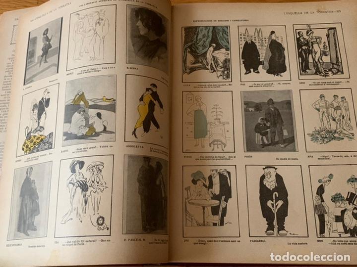 Libros antiguos: L- L'esquella de la Torratxa, 1917 - Foto 11 - 192348125
