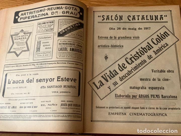 Libros antiguos: L- L'esquella de la Torratxa, 1917 - Foto 13 - 192348125