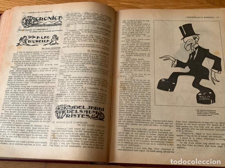 Libros antiguos: L- L'esquella de la Torratxa, 1917 - Foto 14 - 192348125