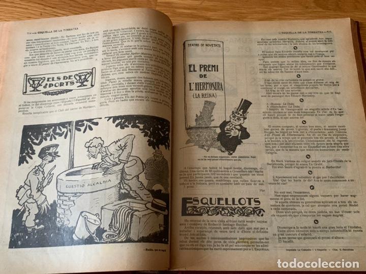 Libros antiguos: L- L'esquella de la Torratxa, 1917 - Foto 18 - 192348125
