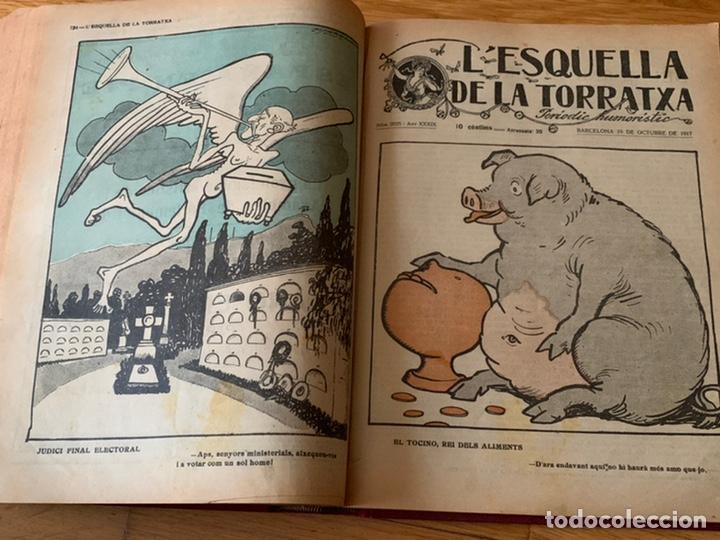 Libros antiguos: L- L'esquella de la Torratxa, 1917 - Foto 19 - 192348125