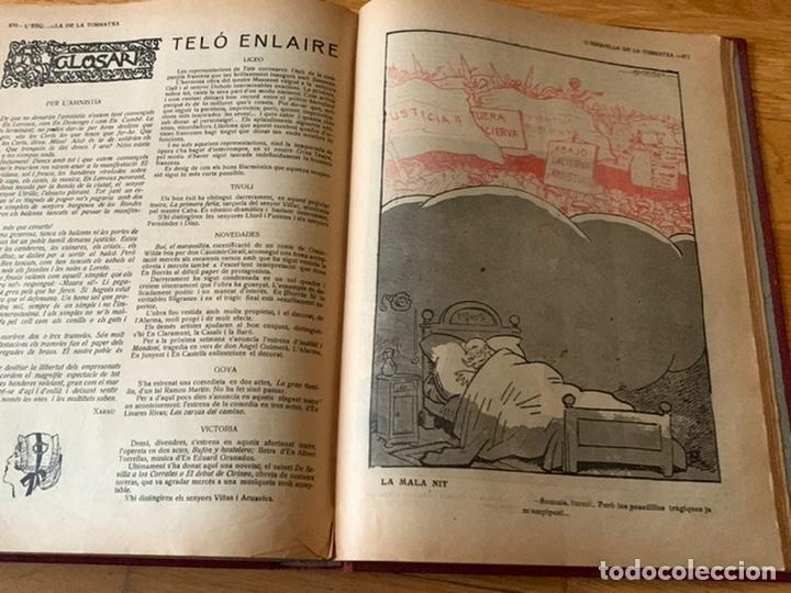 Libros antiguos: L- L'esquella de la Torratxa, 1917 - Foto 21 - 192348125