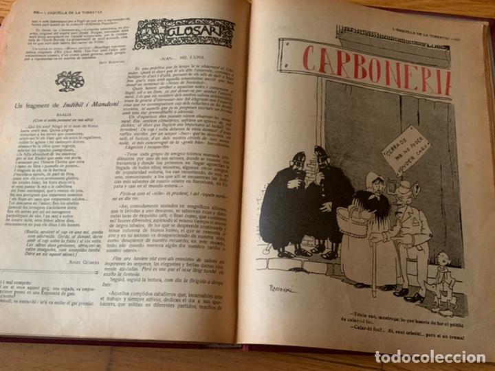 Libros antiguos: L- L'esquella de la Torratxa, 1917 - Foto 22 - 192348125