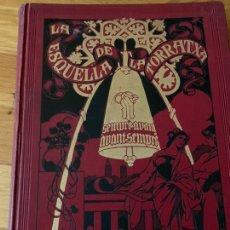 Libros antiguos: L- L'ESQUELLA DE LA TORRATXA, 1917. Lote 192348125