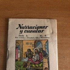 Libros antiguos: COLECCION ANTIGUA, NARRACIONES Y CUENTOS: VIDA DE SATA MARIA MAGDALENA. Lote 192349993