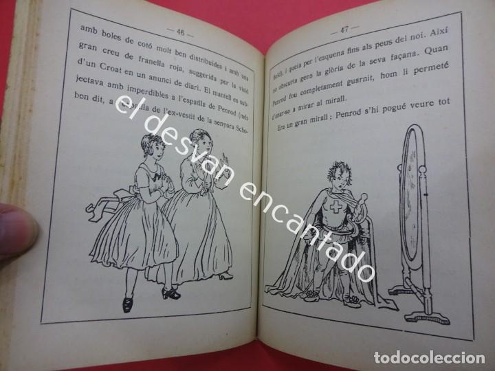 Libros antiguos: LOLA ANGLADA. Col.lecció Maragda. PENROD ACTOR - Foto 3 - 192475430