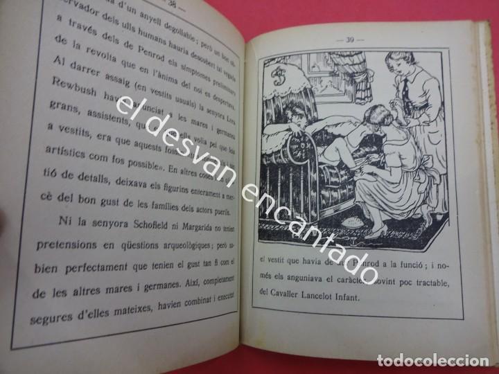 Libros antiguos: LOLA ANGLADA. Col.lecció Maragda. PENROD ACTOR - Foto 4 - 192475430