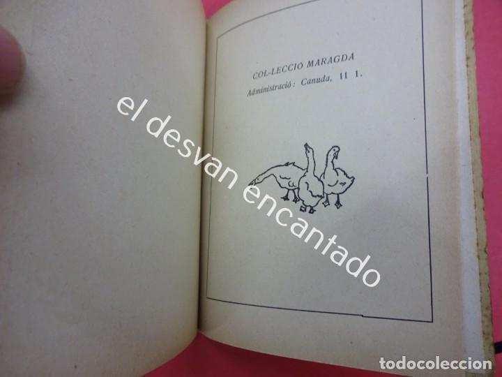 Libros antiguos: LOLA ANGLADA. Col.lecció Maragda. PENROD ACTOR - Foto 5 - 192475430