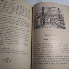 Libros antiguos: TESORO DE CONOCIMIENTOS ÚTILES LECTURAS CIENTÍFICAS LECCIONES DE COSAS BRUNO 1910. Lote 192486393