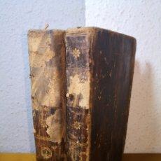 Libros antiguos: 1826 - REFLEXIONES SOBRE LA NATURALEZA, POR M. STURM. Lote 192505082