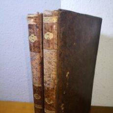 Libros antiguos: 1838 - ELEMENTOS DE JURISPRUDENCIA MERCANTIL, POR EUGENIO DE TAPIA, EN DOS TOMOS. Lote 192505447