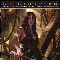 Livres anciens: SPECTRUM VOL. 20. THE BEST IN CONTEMPORARY FANTASTIC ART (20TH ANNIVERSARY VOLUME (SOFTCOVER). Lote 192558327