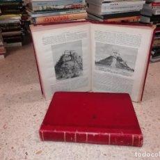 Libros antiguos: LAS RAZAS HUMANAS . 2 TOMOS . FEDERICO RATZEL. MONTANER Y SIMÓN ,EDITORES. 1ª EDICIÓN 1888. GRABADOS. Lote 192601690