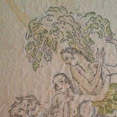 Libros antiguos: DAPHNIS Y CHLOE, 1918. Lote 192624180