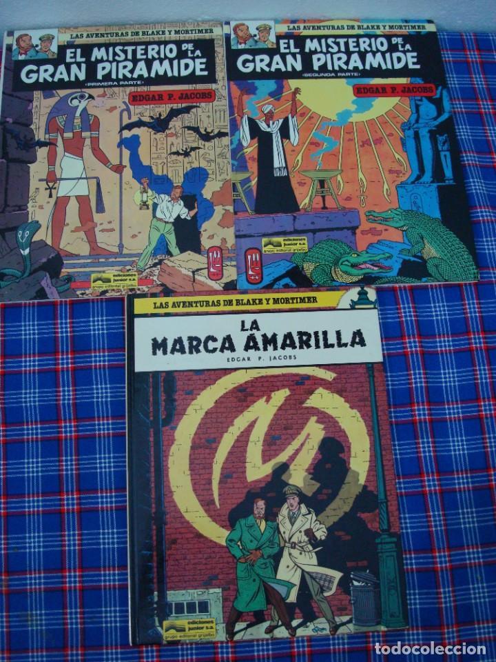 EL MISTERIO DE BLAKE Y MORTINER (Libros Antiguos, Raros y Curiosos - Literatura Infantil y Juvenil - Otros)