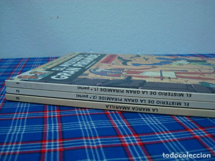 Libros antiguos: EL MISTERIO DE BLAKE Y MORTINER - Foto 2 - 192685908