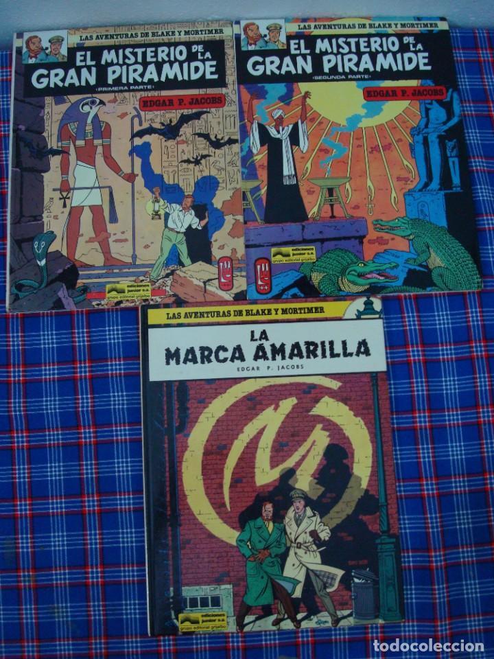 Libros antiguos: EL MISTERIO DE BLAKE Y MORTINER - Foto 4 - 192685908