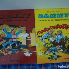 Libros antiguos: BERCK CAUVIN SAMMY TOMO 1 Y 2. Lote 192686532