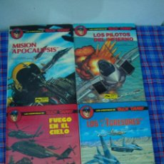 Libros antiguos: LAS AVENTURAS DE BUCK DANNY TOMOS 41, 42, 43 Y 44. Lote 192686647