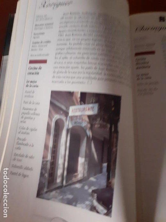 Libros antiguos: libro Restaurantes de España 90 de Luis Bettonica - Foto 3 - 192710902