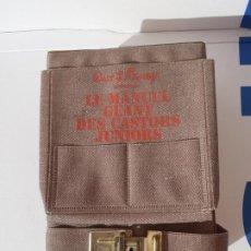 Libros antiguos: MANUAL DE LOS JÓVENES CASTORES WALT DISNEY EN FRANCÉS. Lote 192754277