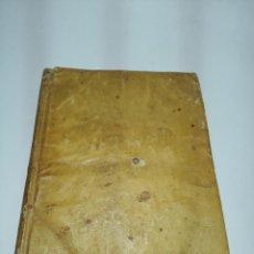 Libros antiguos: ORDO HISTORIAE IVRIS CIVILIS PRAELECTIONIBUS AUCTORE. CAR. ANT. MARTINI I.C. VALENTIAE.1788.. Lote 192779737