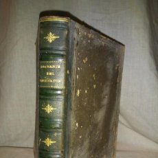 Libros antiguos: DIAMANTE DEL VINICULTOR - AÑO 1882 - J.L.Y CAMUÑAS - ELABORACION VINOS.. Lote 192810177