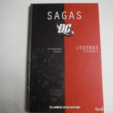 Libros antiguos: SAGAS LEYENDAS VOL.1 OSTRANDER BYRNE PLANETA DE AGOSTINI. Lote 222564130