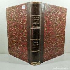 Livros antigos: RECOPILACIÓ CONCERTS SIMFÓNICS BANDA MUNICIPAL DE BARCELONA - CURSOS 1934-35 I 1935-36 / N-9985. Lote 192880253