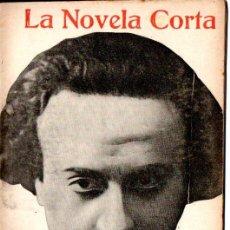Livres anciens: EUGENIO NOEL : EL ALLEGRETTO DE LA SINFONIA VII (LA NOVELA CORTA, 1916). Lote 192974168