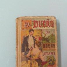 Libros antiguos: LLA DUEÑA DEL HOGAR II , BIBLIOTECA POPULAR TOMO XLIX ED. CALLEJA 1905. Lote 193034645