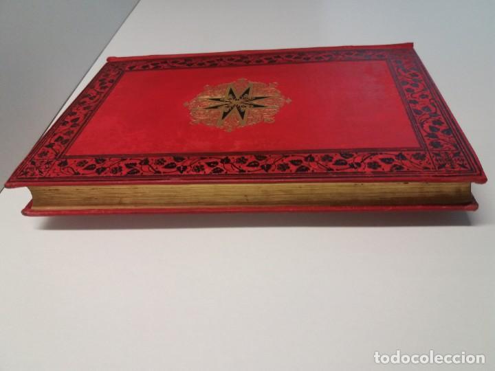 Libros antiguos: LIBRO LA NATURE, REVISTA DE CIENCIAS, 1904, PRECIOSA ENCUADERNACION - Foto 3 - 193210763