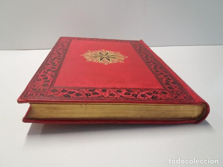 Libros antiguos: LIBRO LA NATURE, REVISTA DE CIENCIAS, 1904, PRECIOSA ENCUADERNACION - Foto 4 - 193210763