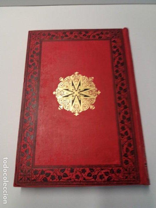 Libros antiguos: LIBRO LA NATURE, REVISTA DE CIENCIAS, 1904, PRECIOSA ENCUADERNACION - Foto 5 - 193210763
