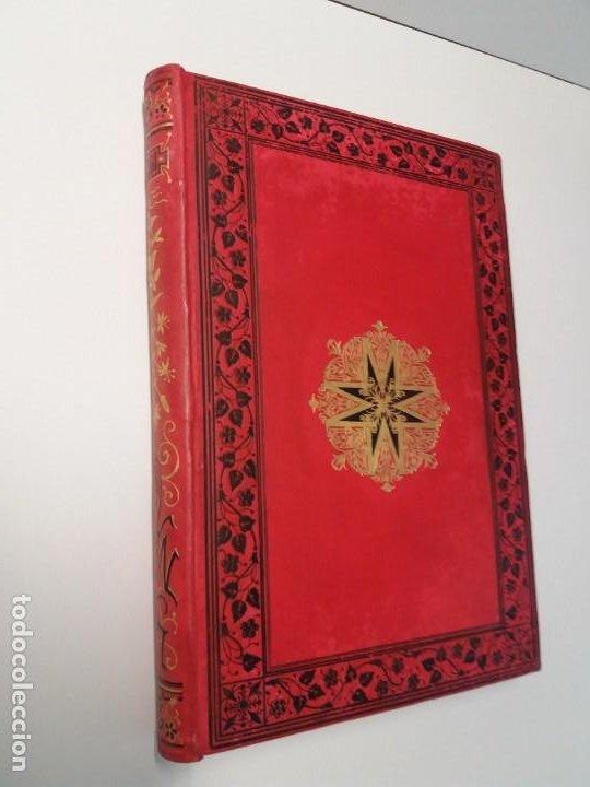 Libros antiguos: LIBRO LA NATURE, REVISTA DE CIENCIAS, 1904, PRECIOSA ENCUADERNACION - Foto 6 - 193210763