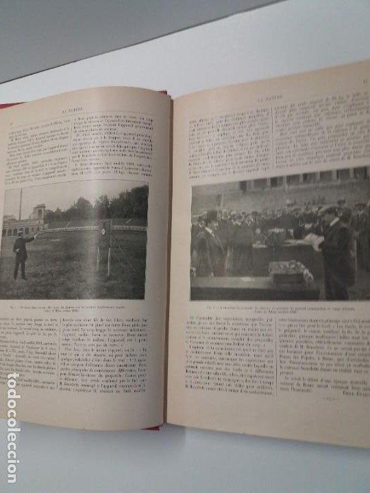 Libros antiguos: LIBRO LA NATURE, REVISTA DE CIENCIAS, 1904, PRECIOSA ENCUADERNACION - Foto 10 - 193210763