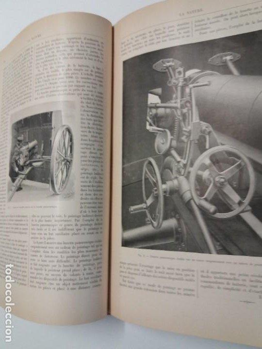 Libros antiguos: LIBRO LA NATURE, REVISTA DE CIENCIAS, 1904, PRECIOSA ENCUADERNACION - Foto 23 - 193210763
