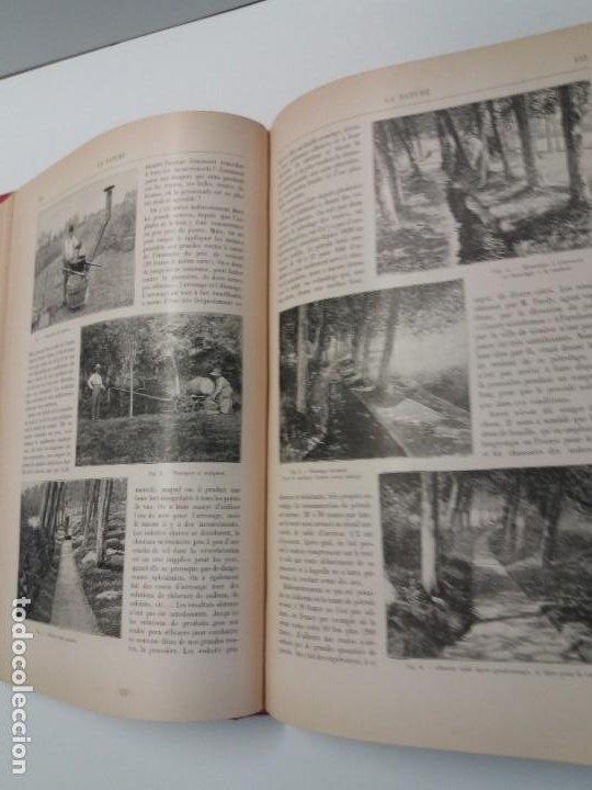 Libros antiguos: LIBRO LA NATURE, REVISTA DE CIENCIAS, 1904, PRECIOSA ENCUADERNACION - Foto 26 - 193210763