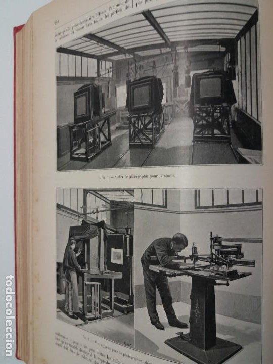 Libros antiguos: LIBRO LA NATURE, REVISTA DE CIENCIAS, 1904, PRECIOSA ENCUADERNACION - Foto 39 - 193210763