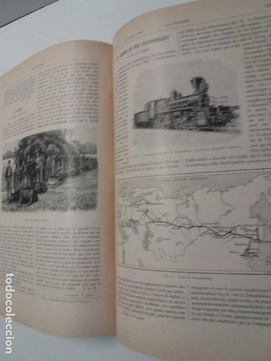 Libros antiguos: LIBRO LA NATURE, REVISTA DE CIENCIAS, 1904, PRECIOSA ENCUADERNACION - Foto 42 - 193210763