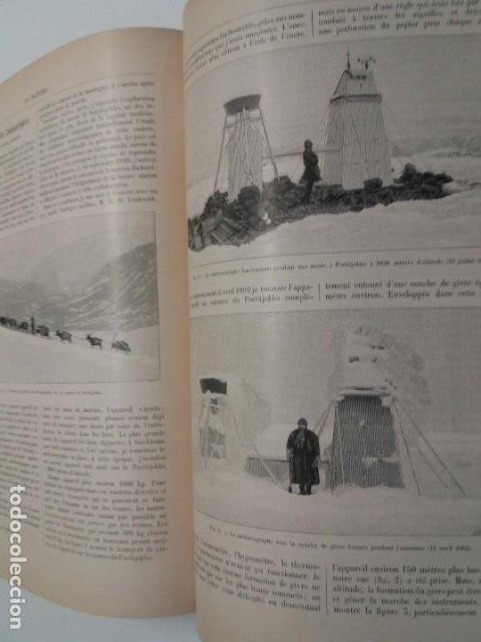 Libros antiguos: LIBRO LA NATURE, REVISTA DE CIENCIAS, 1904, PRECIOSA ENCUADERNACION - Foto 52 - 193210763