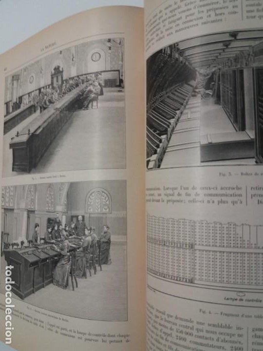 Libros antiguos: LIBRO LA NATURE, REVISTA DE CIENCIAS, 1904, PRECIOSA ENCUADERNACION - Foto 53 - 193210763