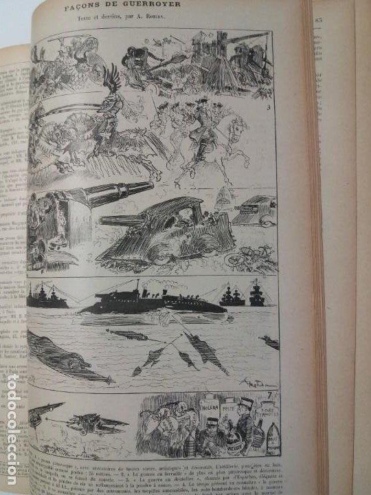 Libros antiguos: LIBRO LA NATURE, REVISTA DE CIENCIAS, 1904, PRECIOSA ENCUADERNACION - Foto 60 - 193210763