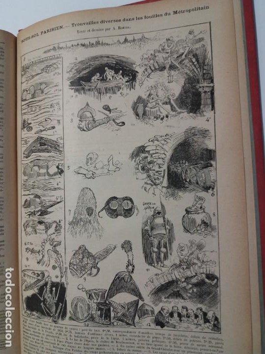 Libros antiguos: LIBRO LA NATURE, REVISTA DE CIENCIAS, 1904, PRECIOSA ENCUADERNACION - Foto 61 - 193210763