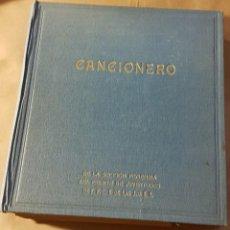 Libros antiguos: FALANGE. CANCIONERO SECCIÓN FEMENINA. Lote 193320123